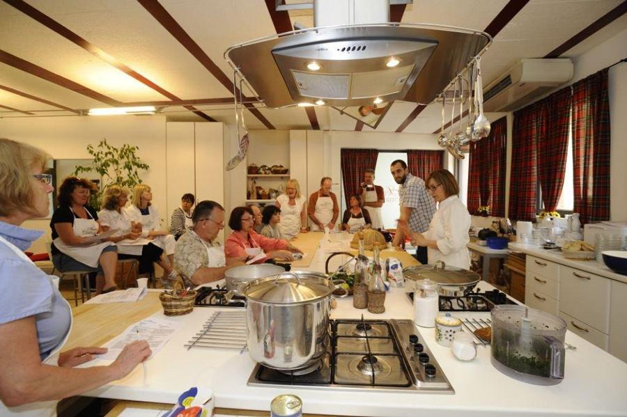 Scuola di cucina di lella foto gallery dei corsi scuola di